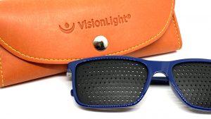 Occhiali Stenopeici VisionLight® Modello Venti Electric Blue